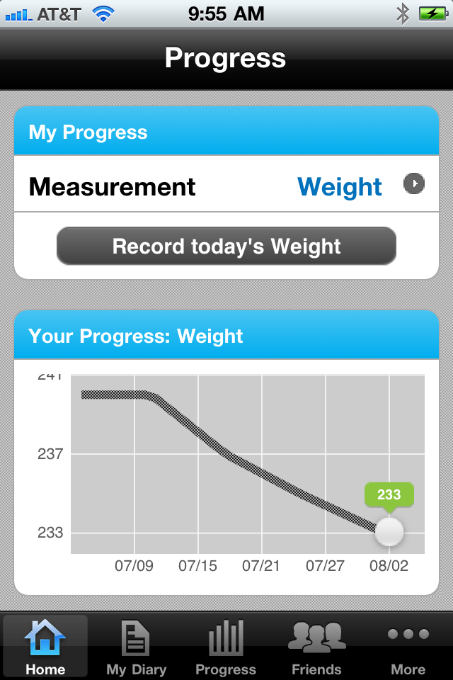 Calorie Counter & Diet Tracker by MyFitnessPal Screenshot 3